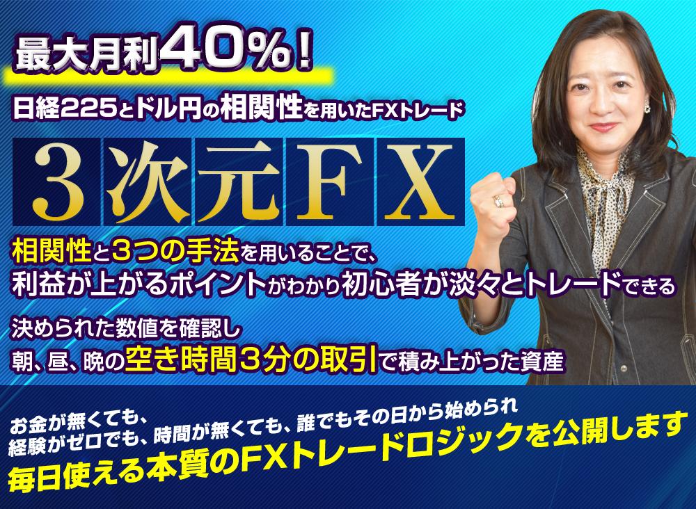 3次元FX