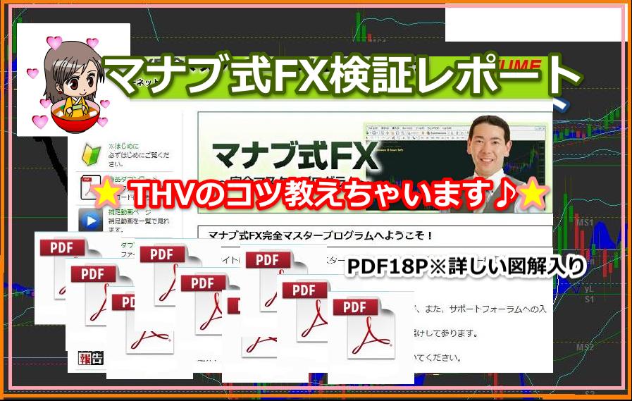 マナブ式FX 検証とレビュー
